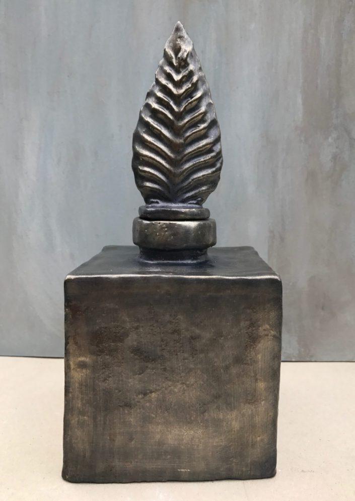 Klein monument voor een dierbare