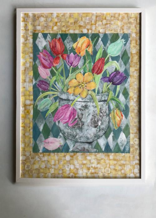 Tulpenvazen